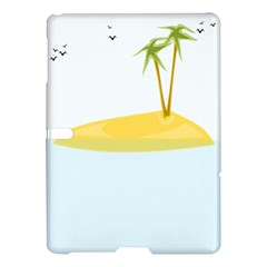 Summer Sea Beach Samsung Galaxy Tab S (10.5 ) Hardshell Case