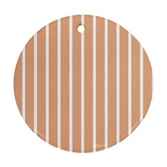 Symmetric Grid Foundation Ornament (Round)