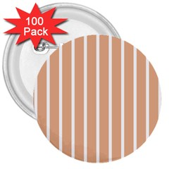 Symmetric Grid Foundation 3  Buttons (100 pack)