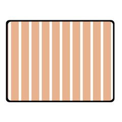 Symmetric Grid Foundation Fleece Blanket (Small)