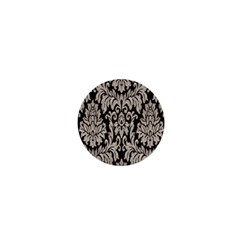 Wild Textures Damask Wall Cover 1  Mini Magnets