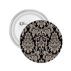 Wild Textures Damask Wall Cover 2.25  Buttons