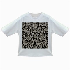 Wild Textures Damask Wall Cover Infant/toddler T Shirts