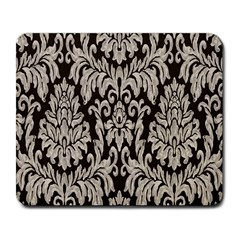 Wild Textures Damask Wall Cover Large Mousepads