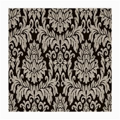 Wild Textures Damask Wall Cover Medium Glasses Cloth (2-Side)