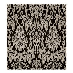 Wild Textures Damask Wall Cover Shower Curtain 66  x 72  (Large)