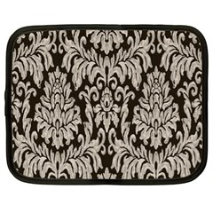 Wild Textures Damask Wall Cover Netbook Case (XL)