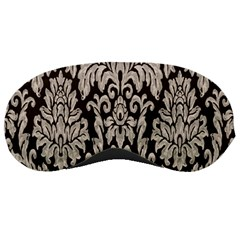 Wild Textures Damask Wall Cover Sleeping Masks