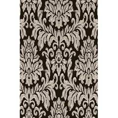 Wild Textures Damask Wall Cover 5.5  x 8.5  Notebooks