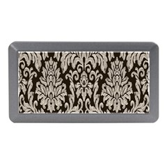 Wild Textures Damask Wall Cover Memory Card Reader (Mini)