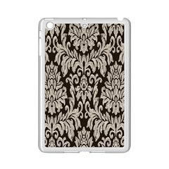 Wild Textures Damask Wall Cover iPad Mini 2 Enamel Coated Cases
