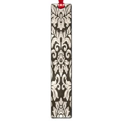 Wild Textures Damask Wall Cover Large Book Marks