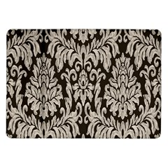 Wild Textures Damask Wall Cover Samsung Galaxy Tab 10.1  P7500 Flip Case