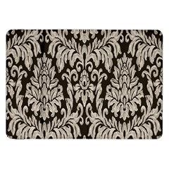 Wild Textures Damask Wall Cover Samsung Galaxy Tab 8.9  P7300 Flip Case