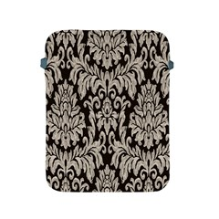 Wild Textures Damask Wall Cover Apple iPad 2/3/4 Protective Soft Cases