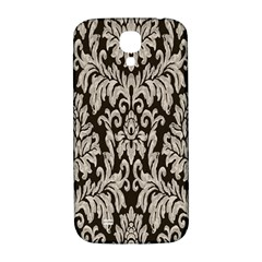 Wild Textures Damask Wall Cover Samsung Galaxy S4 I9500/I9505  Hardshell Back Case