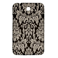 Wild Textures Damask Wall Cover Samsung Galaxy Tab 3 (7 ) P3200 Hardshell Case