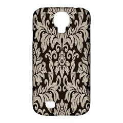 Wild Textures Damask Wall Cover Samsung Galaxy S4 Classic Hardshell Case (PC+Silicone)
