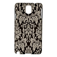 Wild Textures Damask Wall Cover Samsung Galaxy Note 3 N9005 Hardshell Case