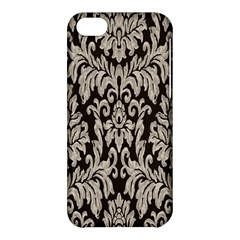 Wild Textures Damask Wall Cover Apple iPhone 5C Hardshell Case