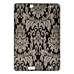 Wild Textures Damask Wall Cover Amazon Kindle Fire HD (2013) Hardshell Case