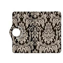 Wild Textures Damask Wall Cover Kindle Fire HDX 8.9  Flip 360 Case