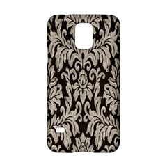 Wild Textures Damask Wall Cover Samsung Galaxy S5 Hardshell Case