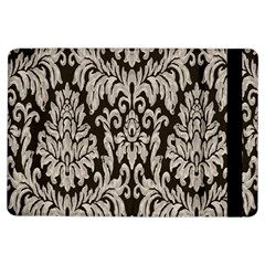 Wild Textures Damask Wall Cover iPad Air Flip