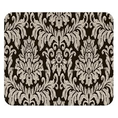 Wild Textures Damask Wall Cover Double Sided Flano Blanket (Small)