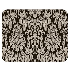 Wild Textures Damask Wall Cover Double Sided Flano Blanket (Medium)