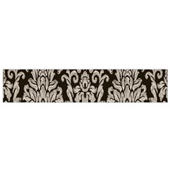 Wild Textures Damask Wall Cover Flano Scarf (Small)