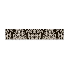 Wild Textures Damask Wall Cover Flano Scarf (Mini)