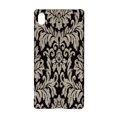 Wild Textures Damask Wall Cover Sony Xperia Z3+