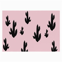 Tree Kartus Pink Large Glasses Cloth (2-Side)