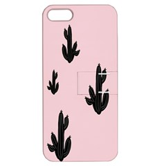 Tree Kartus Pink Apple iPhone 5 Hardshell Case with Stand