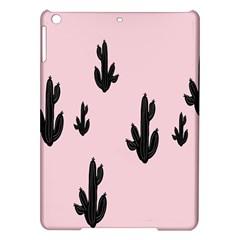 Tree Kartus Pink iPad Air Hardshell Cases