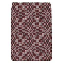 Simple Indian Design Wallpaper Batik Flap Covers (S)