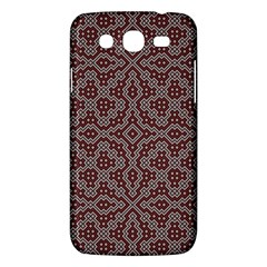 Simple Indian Design Wallpaper Batik Samsung Galaxy Mega 5.8 I9152 Hardshell Case