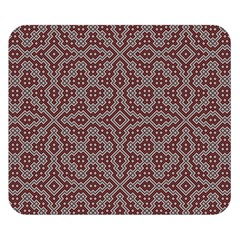 Simple Indian Design Wallpaper Batik Double Sided Flano Blanket (Small)