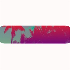 Tropical Coconut Tree Large Bar Mats