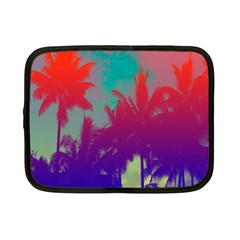 Tropical Coconut Tree Netbook Case (Small)