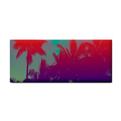 Tropical Coconut Tree Cosmetic Storage Cases
