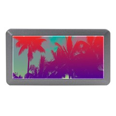 Tropical Coconut Tree Memory Card Reader (Mini)