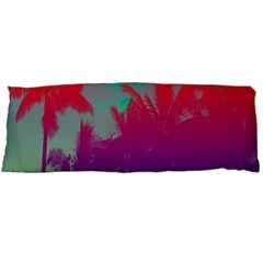 Tropical Coconut Tree Body Pillow Case Dakimakura (Two Sides)