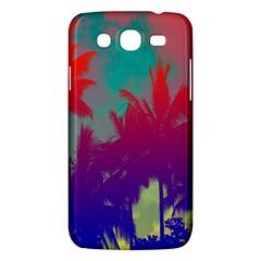 Tropical Coconut Tree Samsung Galaxy Mega 5.8 I9152 Hardshell Case