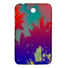 Tropical Coconut Tree Samsung Galaxy Tab 3 (7 ) P3200 Hardshell Case
