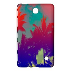 Tropical Coconut Tree Samsung Galaxy Tab 4 (7 ) Hardshell Case