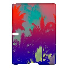 Tropical Coconut Tree Samsung Galaxy Tab S (10.5 ) Hardshell Case