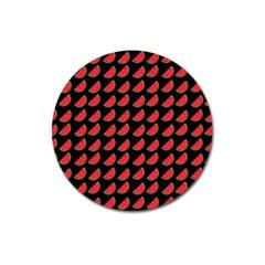 Watermelon Magnet 3  (Round)