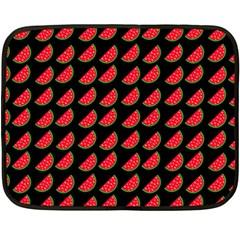 Watermelon Fleece Blanket (Mini)